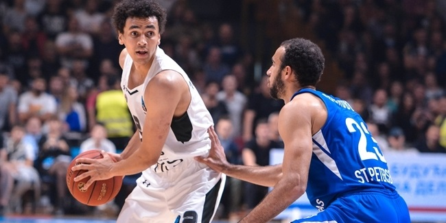 7DAYS EuroCup, Regular Season Round 2: Partizan NIS Belgrade vs. Zenit St Petersburg