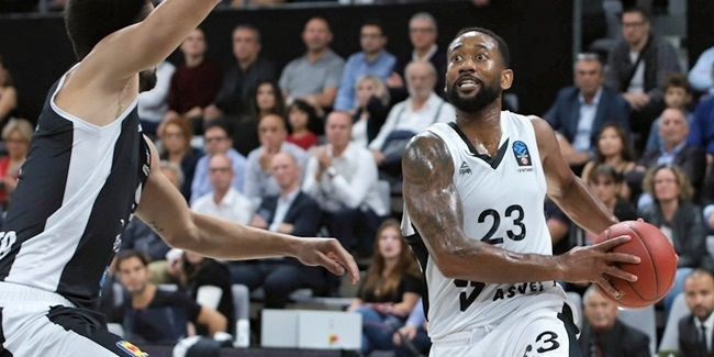 David Lighty, ASVEL: 'The way we have started the season has been great'