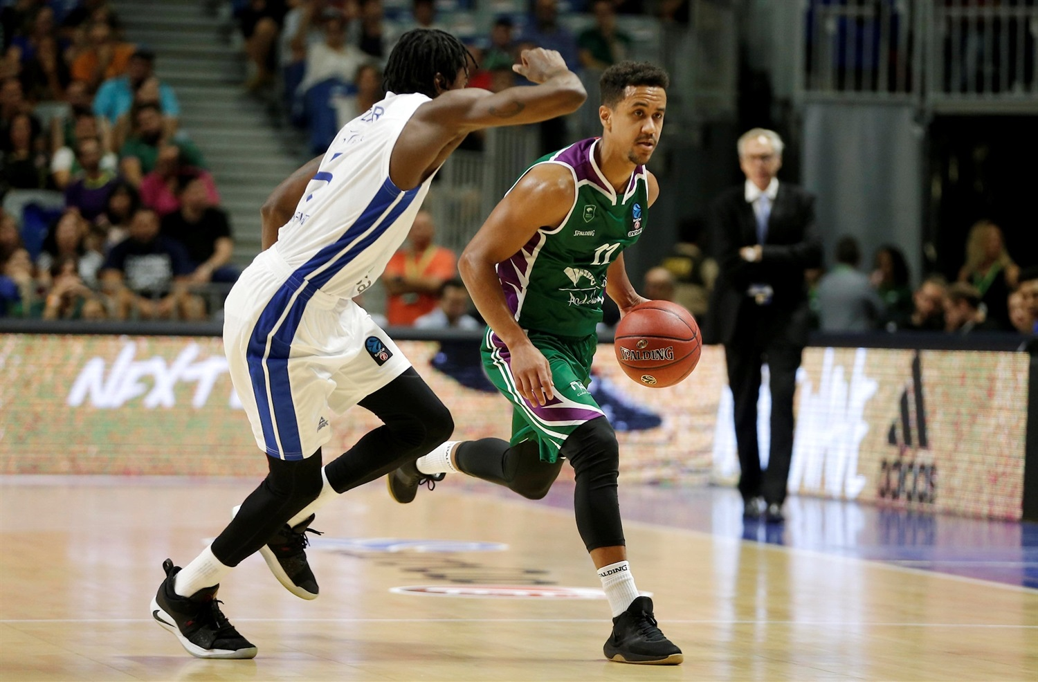 Brian Roberts - Unicaja Malaga (photo Unicaja) - EC18