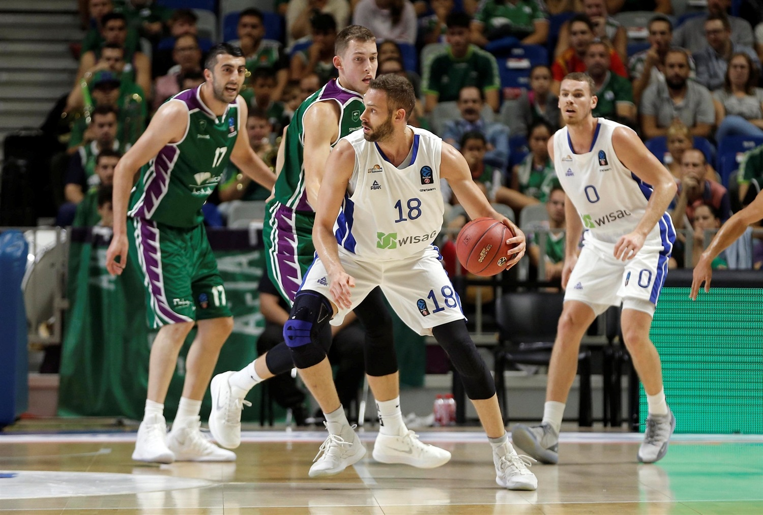Jonas Wohlfarth-Bottermann - Unicaja Malaga (photo Unicaja) - EC18