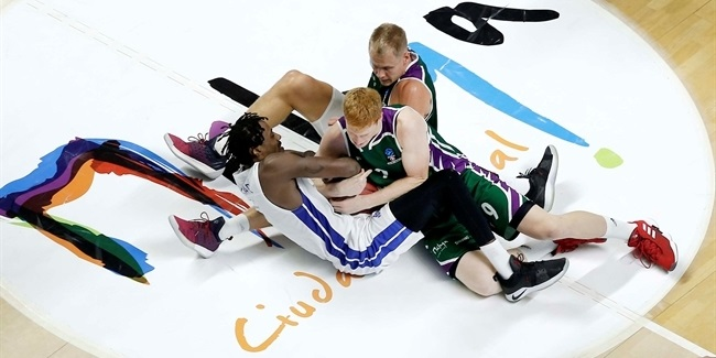 7DAYS EuroCup, Regular Season Round 2: Unicaja Malaga vs. Fraport Skyliners Frankfurt