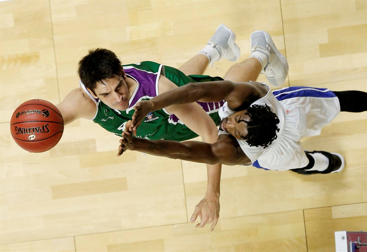 Carlos Suarez - Unicaja Malaga (photo Unicaja) - EC18