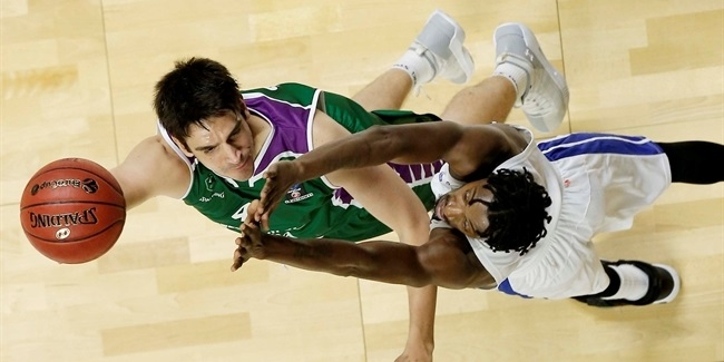 Suarez shows Unicaja's game-changing depth