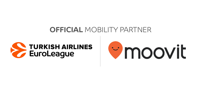 Euroleague Basketball Names Moovit Official Mobility Partner For 2018-19 Season