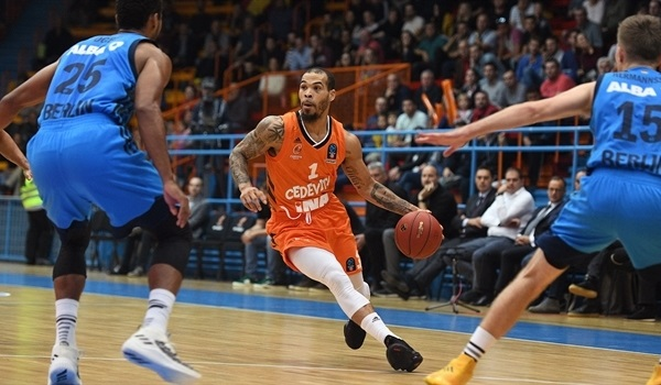 Cedevita holds off ALBA for premier win
