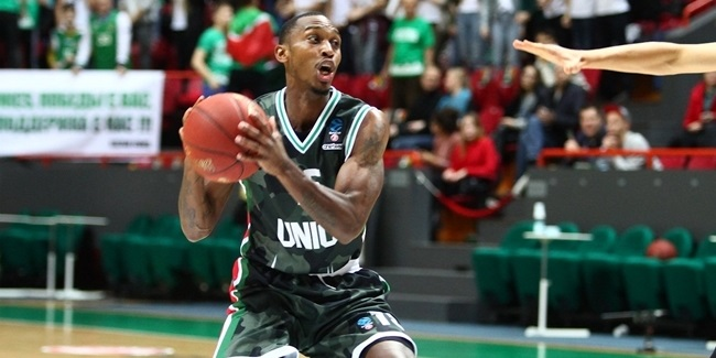 7DAYS EuroCup, Regular Season Round 2: UNICS Kazan vs. Rytas Vilnius