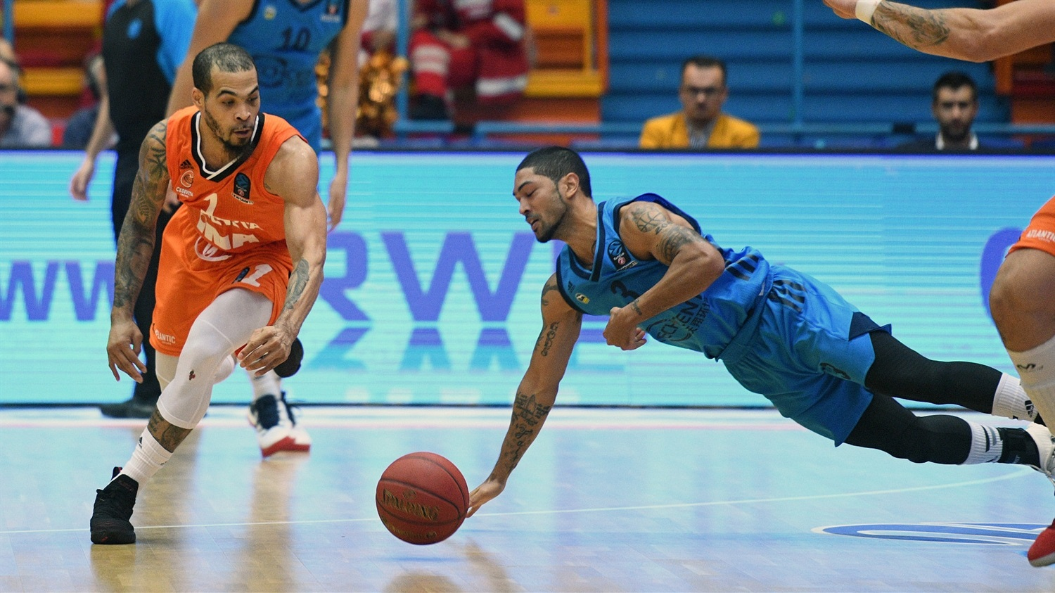 Peyton Siva - ALBA Berlin (photo Cedevita) - EC18