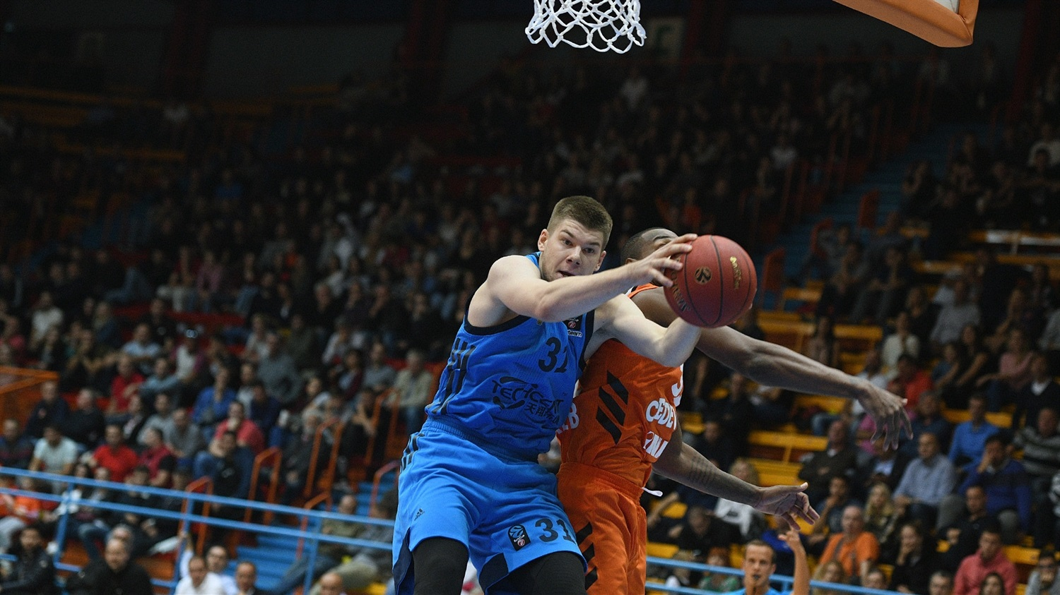 Rokas Giedraitis - ALBA Berlin (photo Cedevita) - EC18