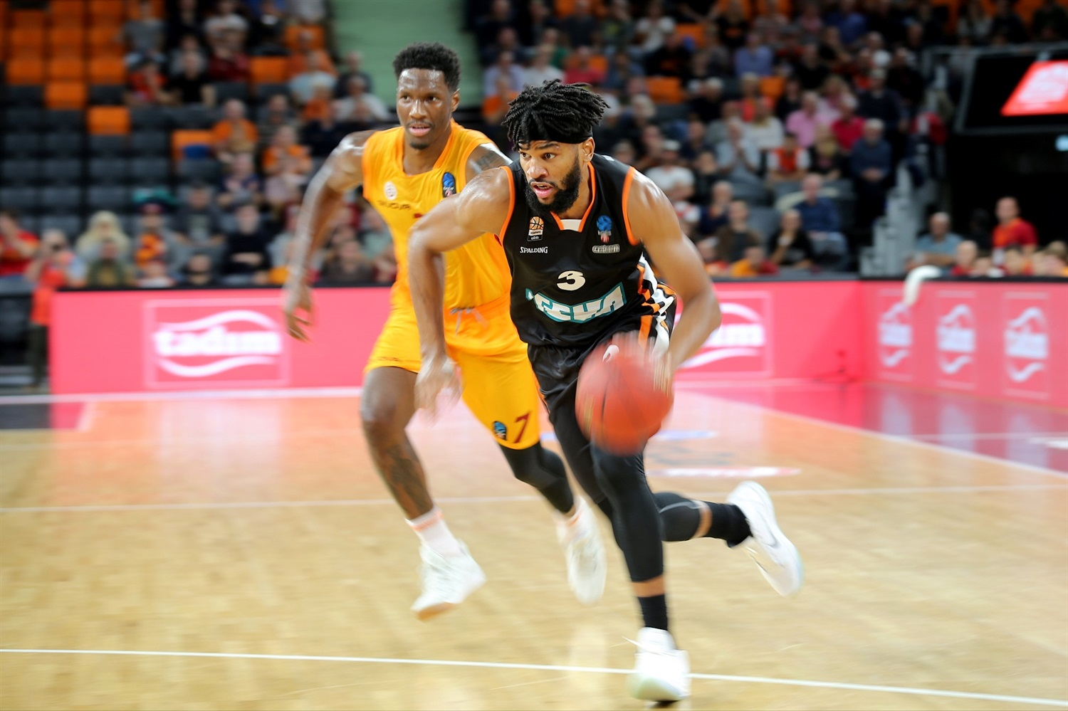 Dwayne Evans - ratiopharm Ulm (photo Ulm) - EC18