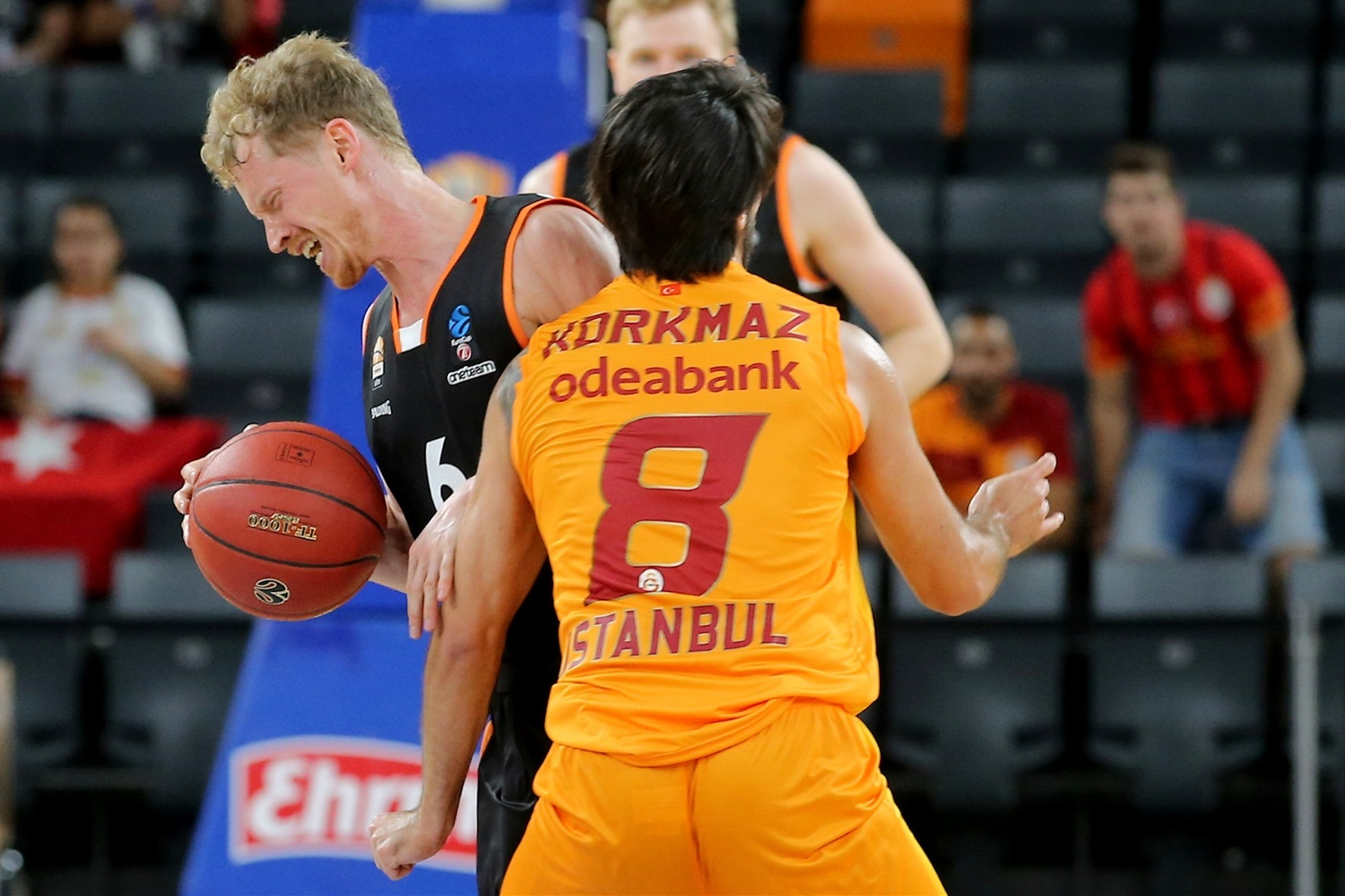 Per Guenther - ratiopharm Ulm (photo Ulm) - EC18