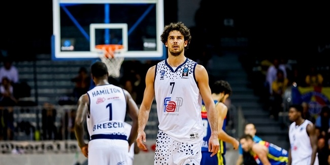 Roster rundown:  Germani Brescia Leonessa