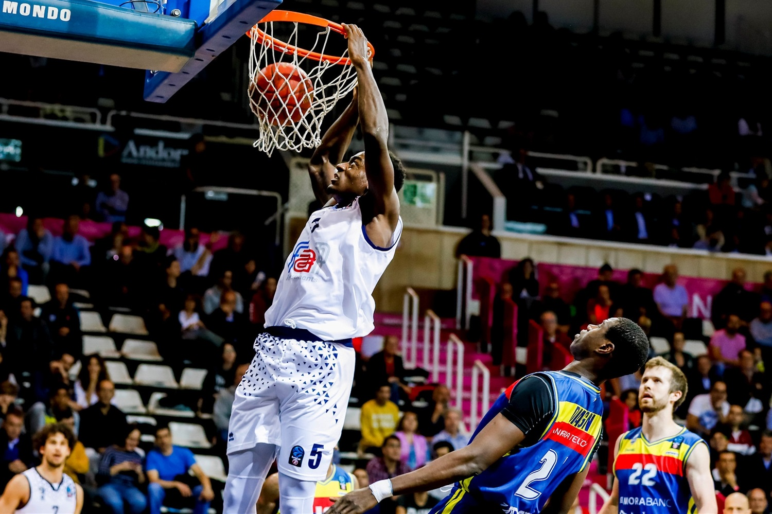 Awudu Abass - Germani Brescia Leonessa (photo Marti Imatge - Andorra) - EC18