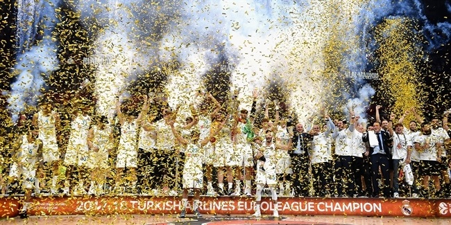 Ten reasons – out of many – to love the new EuroLeague season!