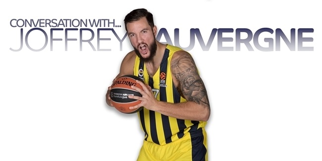 Joffrey Lauvergne, Fenerbahce: 'I want to win the EuroLeague'