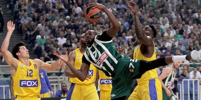 "Stephane Lasme, Panathinaikos: ""I feel like I never left"""