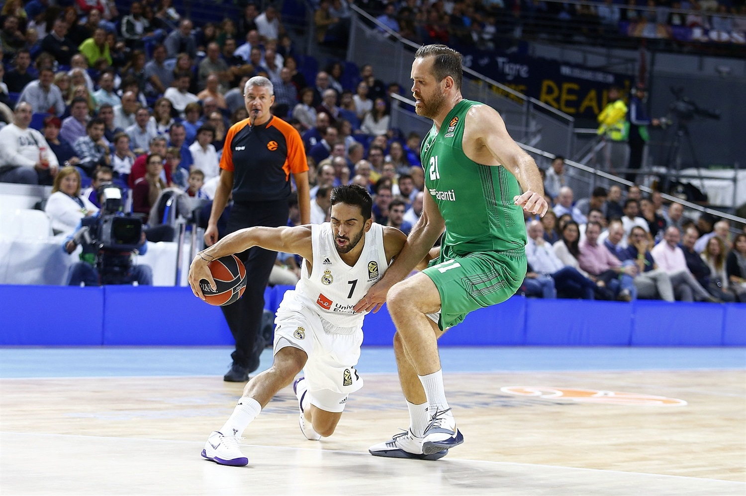 Facundo Campazzo - Real Madrid - EB18