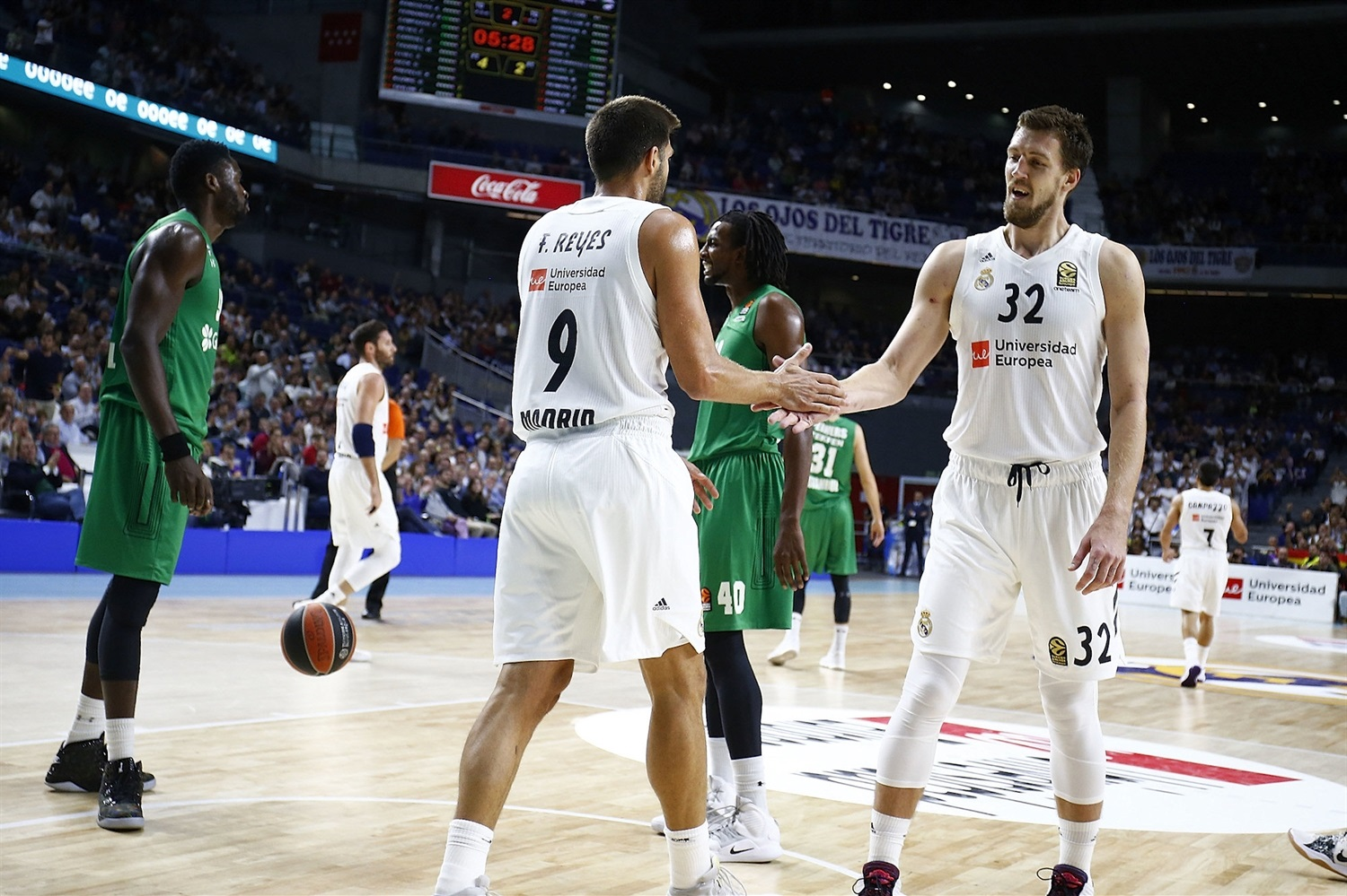 Ognjen Kuzmic - Real Madrid - EB18