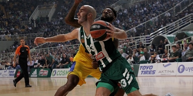 Panathinaikos rolls with Calathes, hot or cold