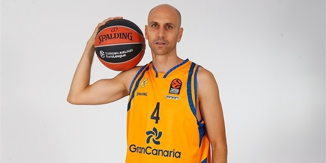 Gran Canaria's Oliver becomes EuroLeague's oldest scorer