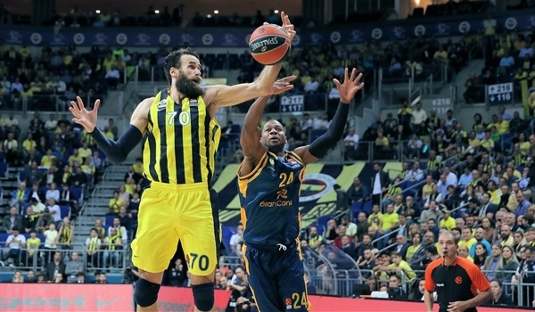 Fenerbahce cruises past newcomer Gran Canaria