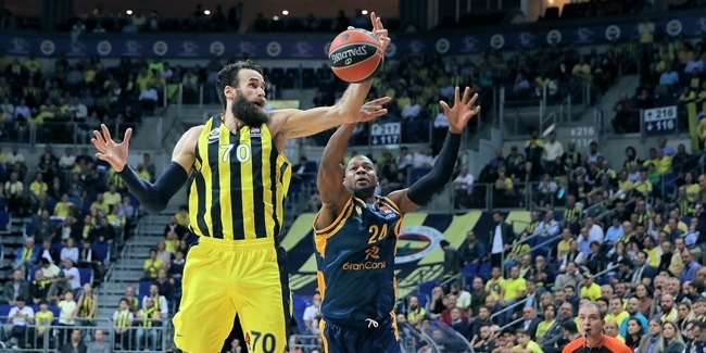 RS Round 1: Fenerbahce Istanbul vs. Herbalife Gran Canaria