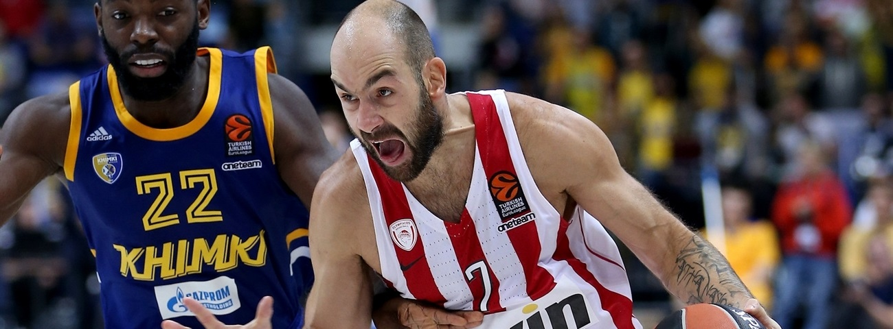 Blatt hailed Spanoulis after first EuroLeague win together
