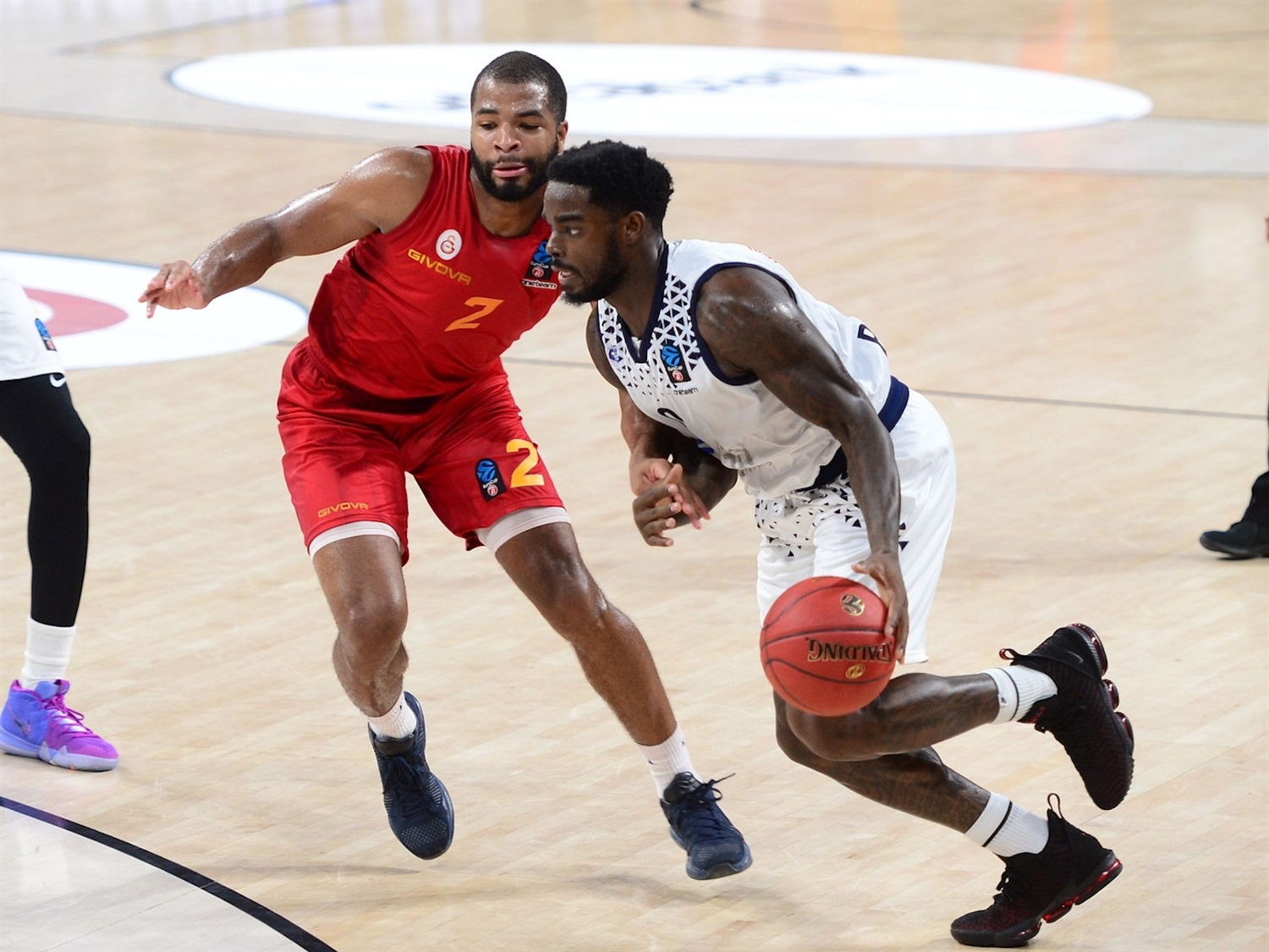 Bryon Allen - Germani Brescia Leonessa (photo Galatasaray) - EC18