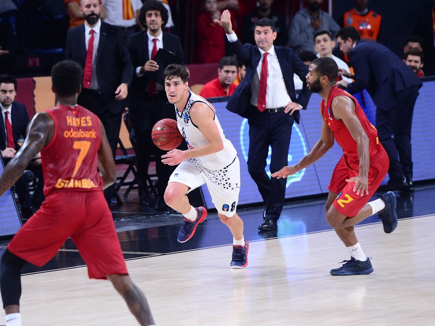 Tommaso Laquintana - Germani Brescia Leonessa (photo Galatasaray) - EC18