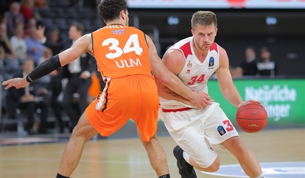 RS Round 3: Monaco outlasts tired Ulm for second road win