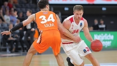 Monaco outlasts tired Ulm for second road win