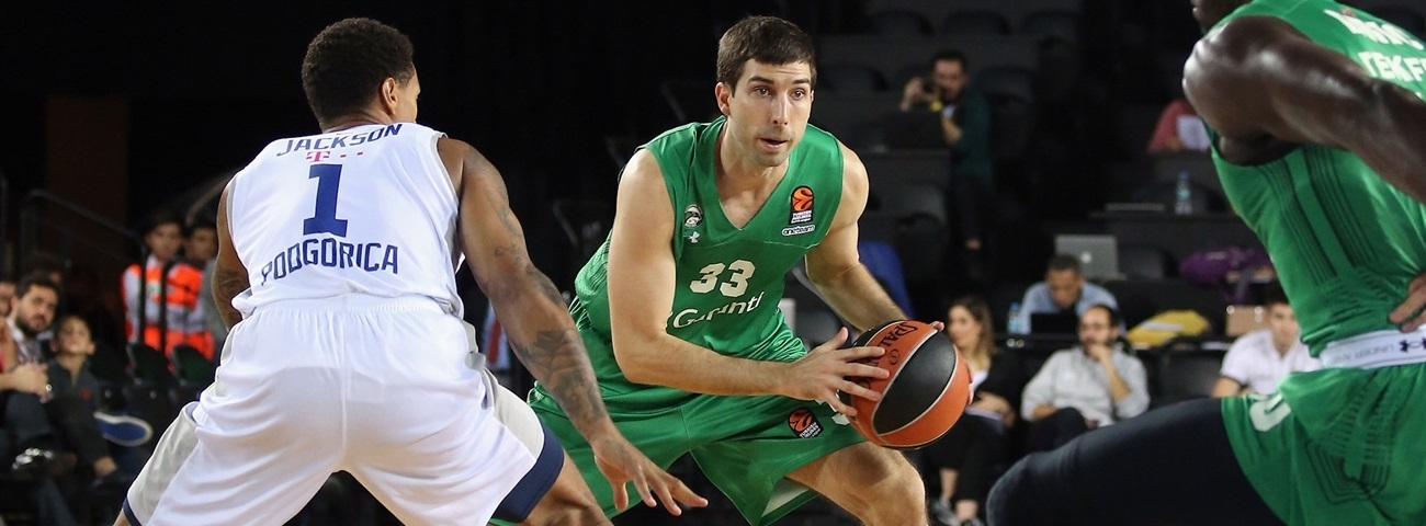 Jon Diebler, Darussafaka: 'Our chemistry has been great'