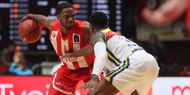 7DAYS EuroCup, Regular Season Round 3: Crvena Zvezda mts Belgrade vs. MoraBanc Andorra