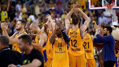 Hannah's free throws give Gran Canaria its first win