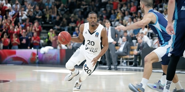 7DAYS EuroCup, Regular Season Round 3: LDLC ASVEL Villeurbanne vs. Turk Telekom Ankara