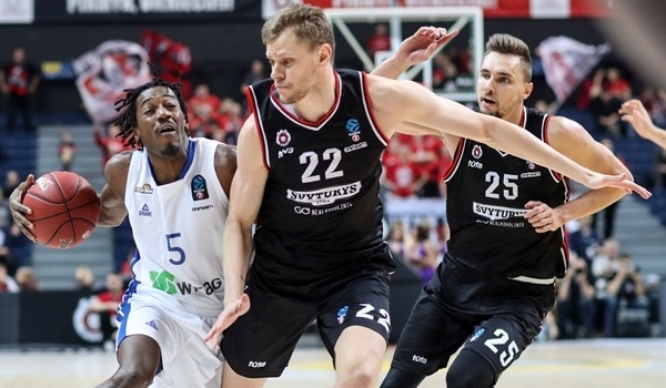 RS Round 3:  Skyliners bounce back to surprise Rytas, 61-70