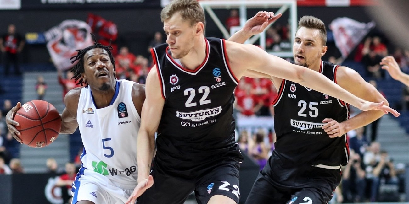 Jason Clark - Fraport Skyliners Frankfurt (photo Rytas) - EC18