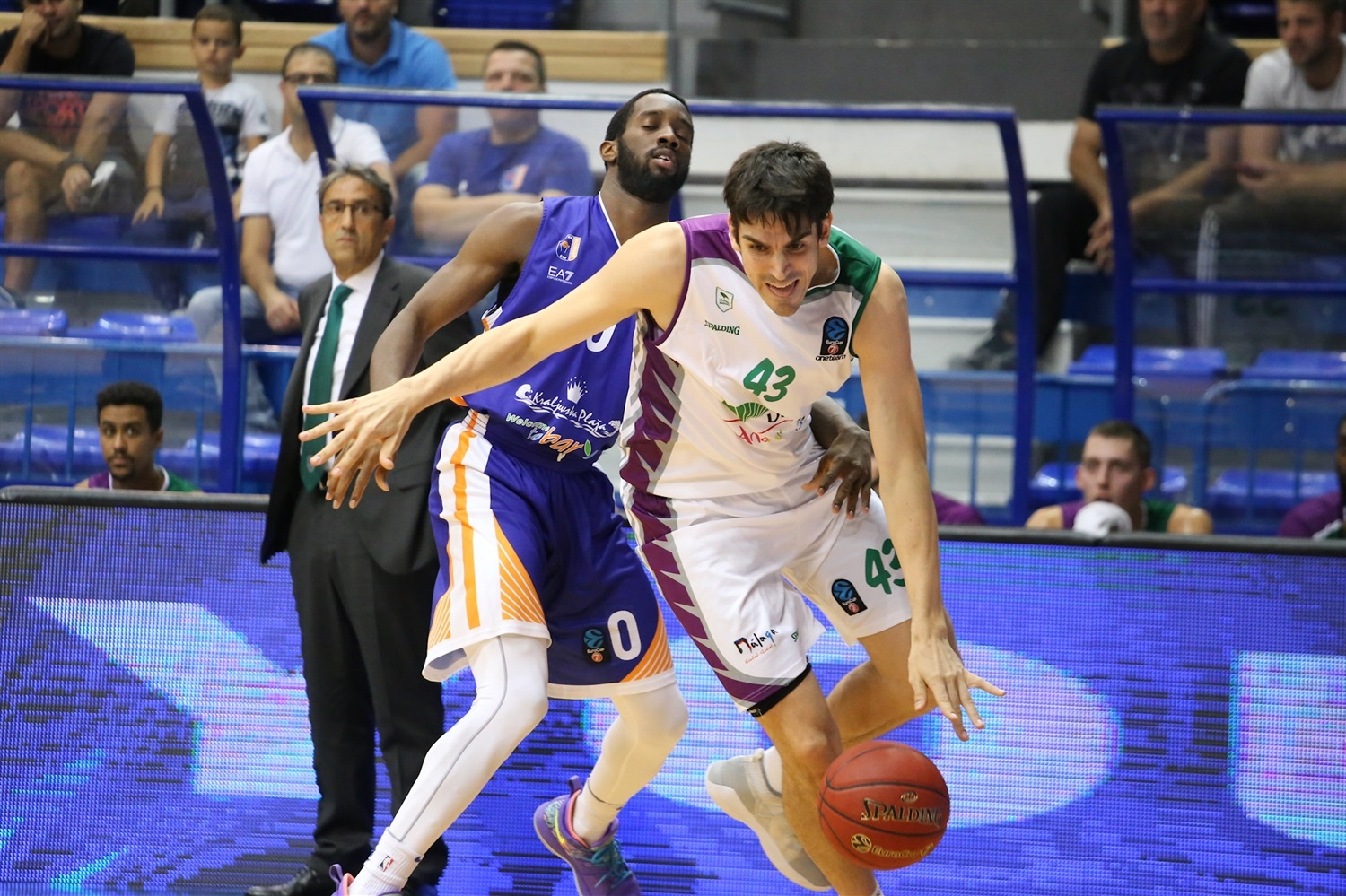 Carlos Suarez - Unicaja Malaga (photo Mornar) - EC18