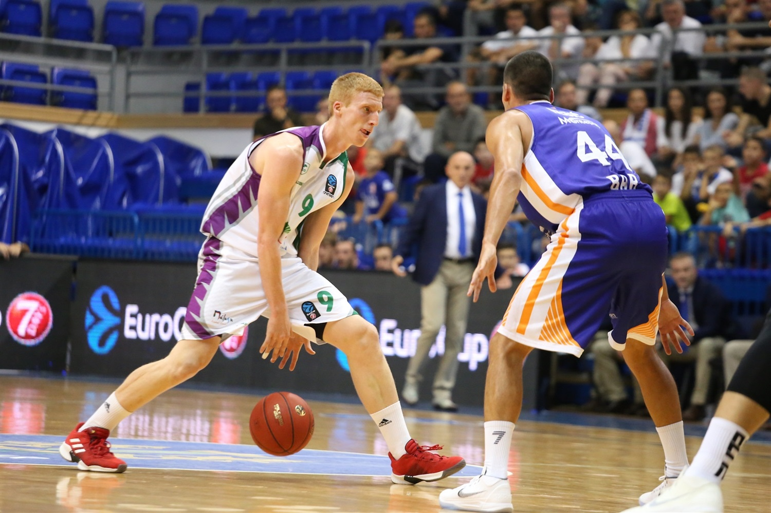 Alberto Diaz - Unicaja Malaga (photo Mornar) - EC18