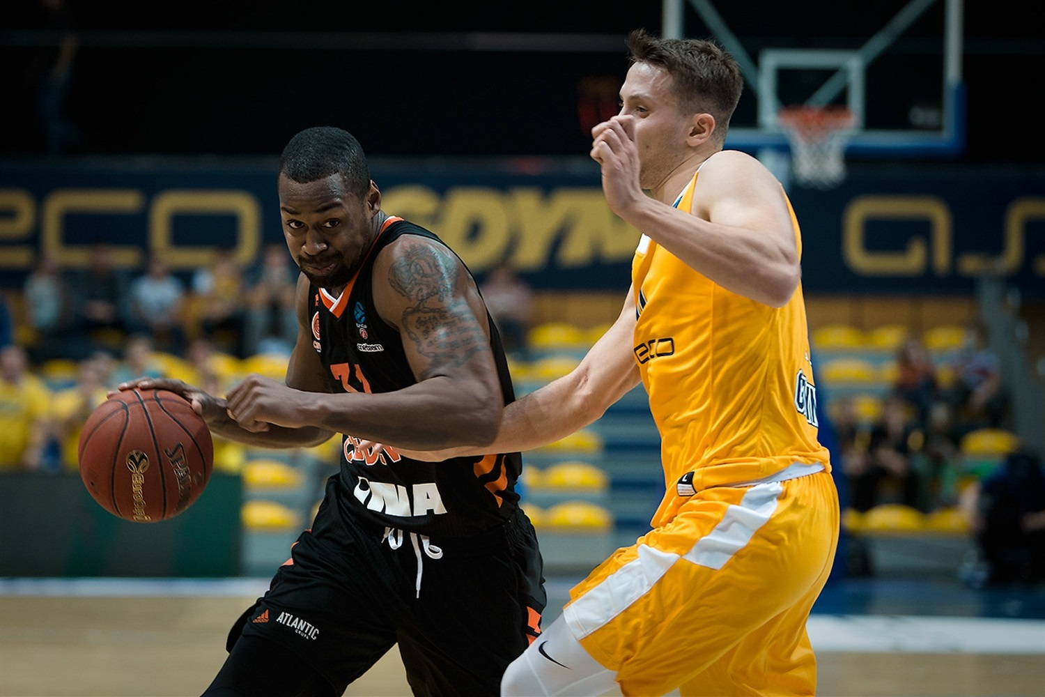James Bell - Cedevita Zagreb (photo Gdynia) - EC18