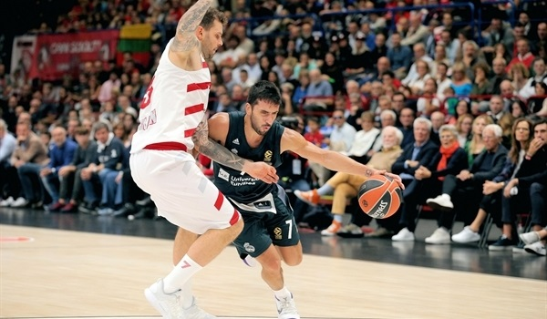 Campazzo's late heroics lift Madrid in Milan