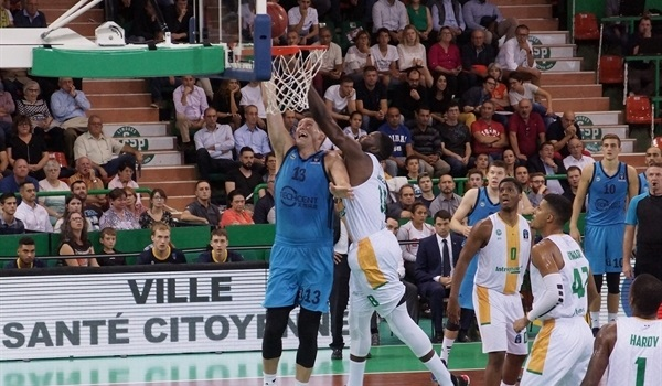 RS Round 3: Giffey powers ALBA over Limoges