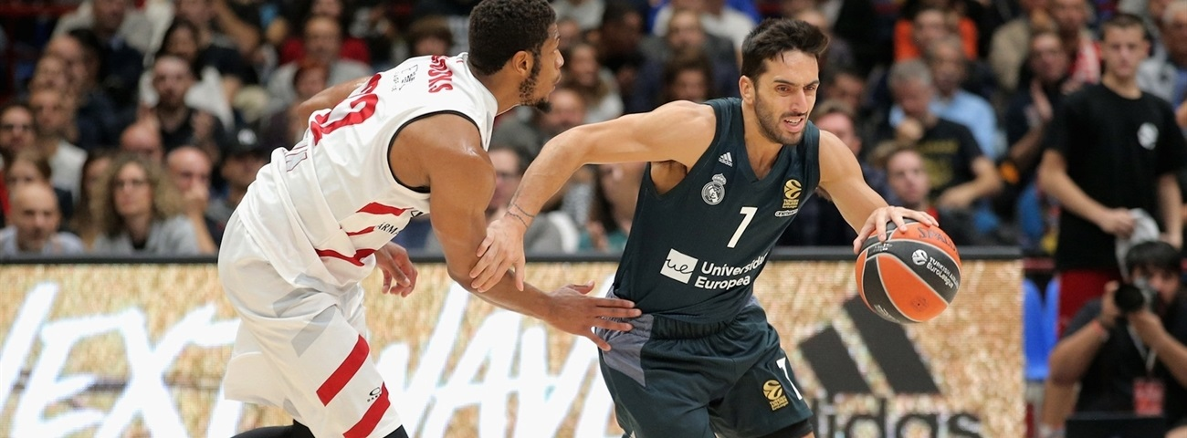 Campazzo proved Madrid's huge depth