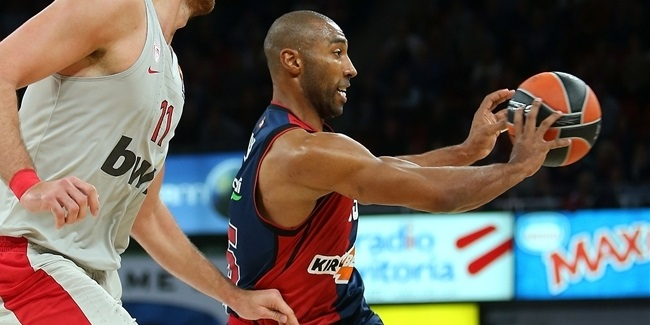 Baskonia's Granger out several months