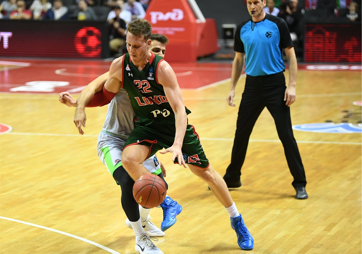 Dmitry Kulagin - Lokomotiv Kuban Krasnodar (photo Tofas) - EC18