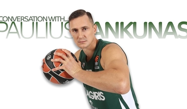 Paulius Jankunas: 'I never thought I would play 300 games'