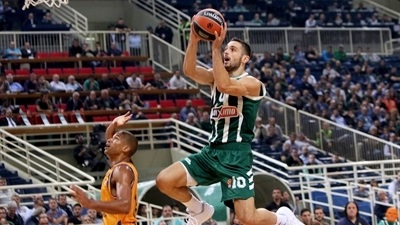Papapetrou shines in Greens' rout of Gran Canaria