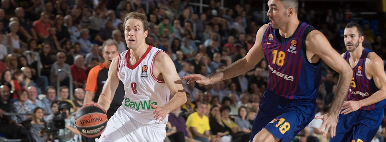 Petteri Koponen, Bayern: 'We have a team and the players to be competitive'