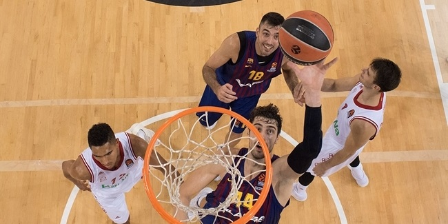 Ante Tomic is new two-point shots king