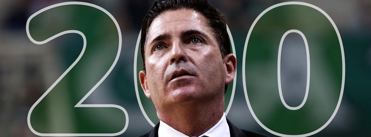 Xavi Pascual joins exclusive list of coaching greats