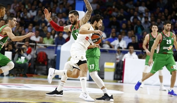 Madrid runs past Baskonia, moves to 3-0